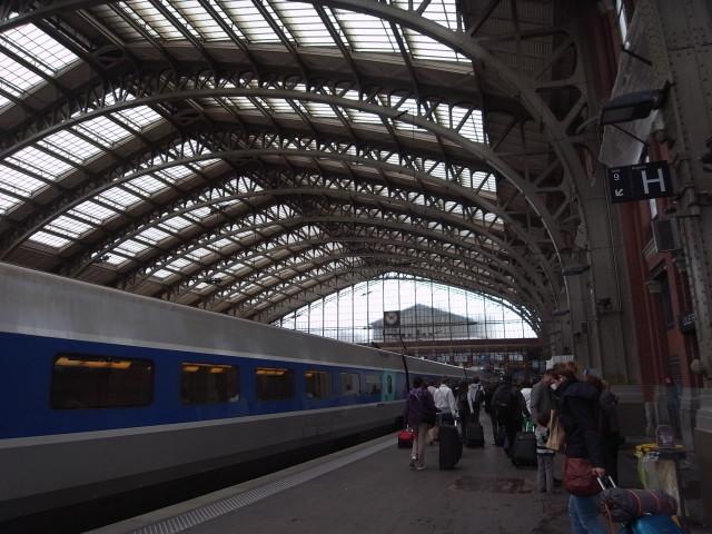 フランス〜ベルギー間移動について01〜20130915