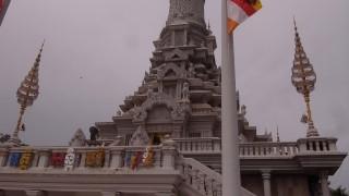 カンボジアの見所はアンコールワットだけでは無かった!今、古都ウドンがアツい!!