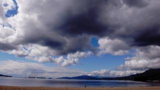 【バンクーバー】美しすぎるサンセットが見れる観光スポット@English Bay