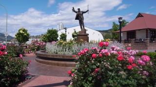ケロウナ市内観光の目玉?!美しい散歩コースに招待します