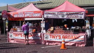 シアトル食観光の目玉、PUBLIC MARKETの場所とオススメのお店紹介