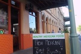パースに来たら一度は行きたいおすすめメキシカン@Zambrero