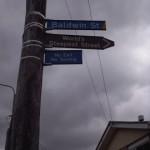 ダニーデン観光最大の目玉!世界一ボルドウィンストリートへの行き方!