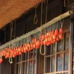 実は注意したい食品!干し柿の意外な盲点とは?
