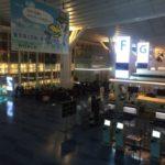 寝床争奪戦!?羽田空港での賢い深夜滞在の行い方