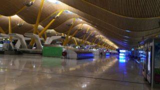 マドリードバラハス国際空港での夜明かしは可能か?