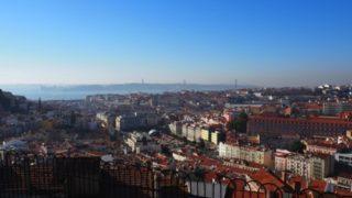 リスボンで最もおすすめな絶景展望台への行き方!