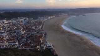 ポルトガル絶景の街!ナザレへの最も安くて簡単な行き方
