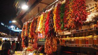 バルセロナのサンジョセップ(ボケリア)市場とサンタカタリーナ市場、行く価値があるのは?