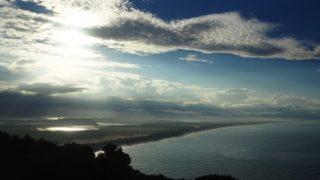 マウントマウンガヌイの絶景観光スポット  ザ・マウントに登ろう