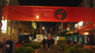 ウェリントンは夜がアツい!グルメ好きにオススメしたいナイトマーケット