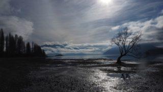 ニュージーランドの美しい湖畔の街 ワナカへの行き方