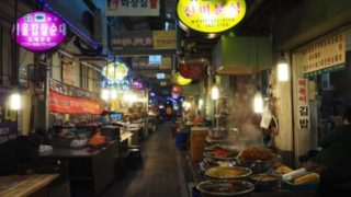 慶州(キョンジュ)のおすすめ観光スポット!城東市場の場所と楽しみ方