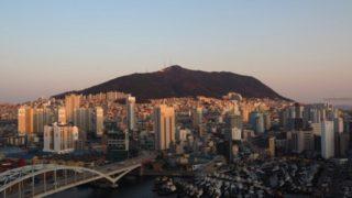 釜山(プサン)中心部のおすすめ絶景&夜景スポットはこちら!