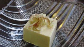 消泡剤(グリセリン脂肪酸エステル)とは?美味しい豆腐を見分ける最も簡単な方法