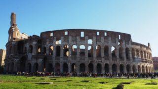【ローマ】コロッセオ無料入場日に行列に並ばずに最速で入場する方法